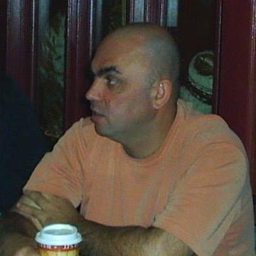 Richard Erog, 50, Istanbul, Turkey