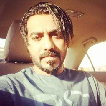 Usman Jazba, 32, Dubai, United Arab Emirates