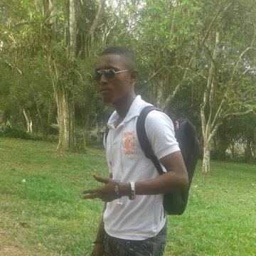 Desmond Ahenkan, 26, Accra, Ghana