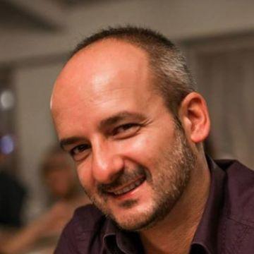 Pierpaolo Ragazzi, 44, Ferrara, Italy