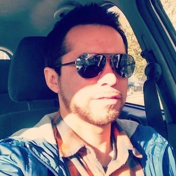 Ernesto Gutierrez, 33, Santiago, Chile