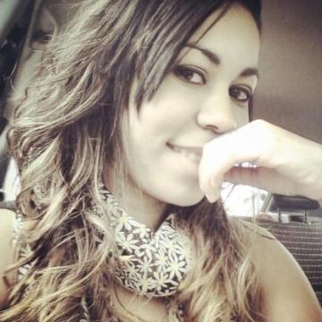 Mariana Rosa, 28, Rio de Janeiro, Brazil