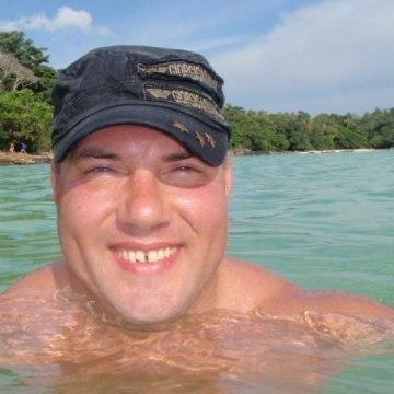 Andrey Petrov, 43, Kiev, Ukraine