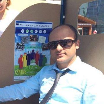 emin, 35, Izmir, Turkey