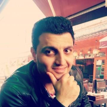 Ilker Tunçay, 28, Istanbul, Turkey