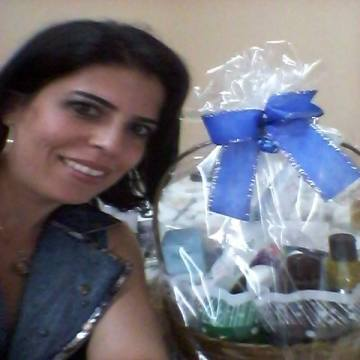 Eveline Ali Adri, 41, Belo Horizonte, Brazil