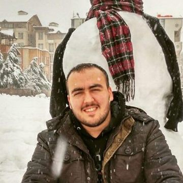 burhan, 25, Gaziantep, Turkey