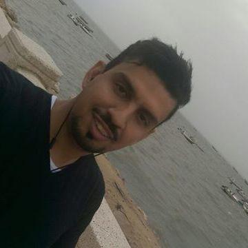 Hussain A. Alwabari, 36, Dammam, Saudi Arabia