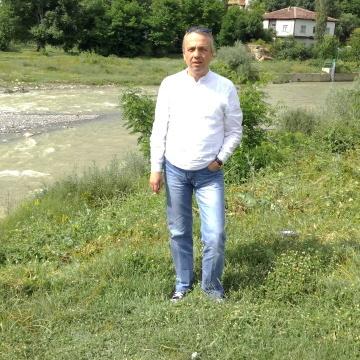 Mehmetali Açıkgöz, 49, Istanbul, Turkey