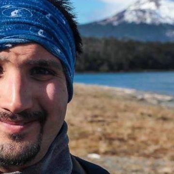 Alejandro Briceno, 35, Santiago, Chile