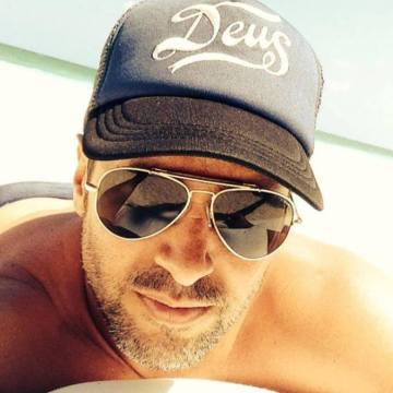 Clifford Bruno, 46, London, United States