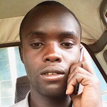 Martin Gisore Omenge, 29, Nairobi, Kenya