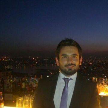 Ali Kara, 29, Istanbul, Turkey