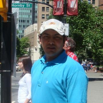 Singh Parmeshwar, 30, Mumbai, India