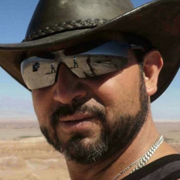 Victor Ricardo Betancur Leal, 50, Antofagasta, Chile