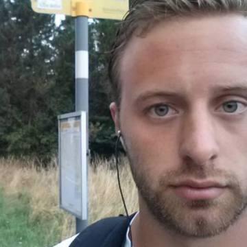 Tyler, 26, Malmo, Sweden