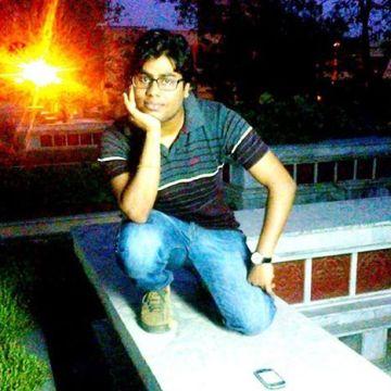 Suraj Gupta, 25, Lucknow, India