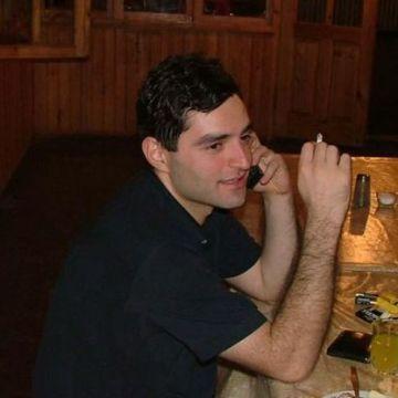 Zurab Sutidze, 37, Tbilisi, Georgia