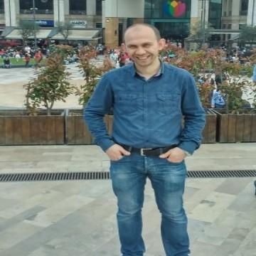 koksal, 34, Istanbul, Turkey
