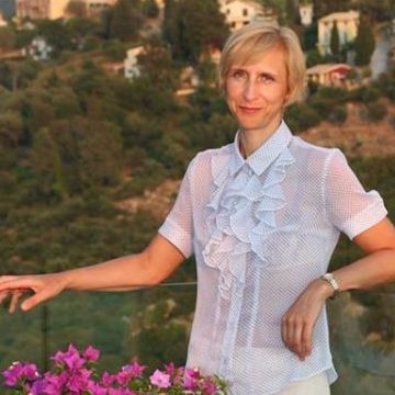 Inna Utkina, 47, Moscow, Russia