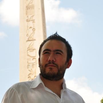 Emre Erbek, 29, Izmir, Turkey