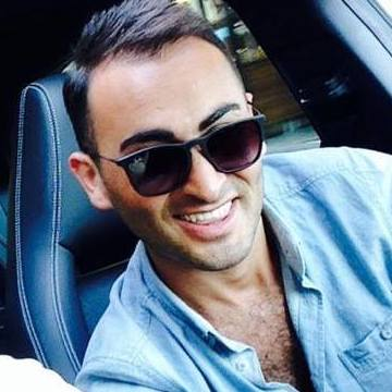Gökhan Saydam, 33, Istanbul, Turkey