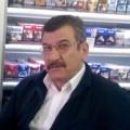 Ahmet Şekerci, 54, Izmir, Turkey