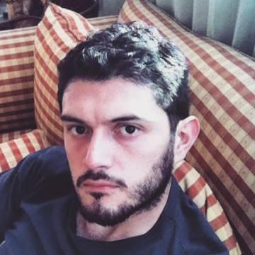 Andres Galvez, 32, Santiago, Chile