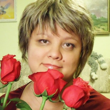Lika Radosteva, 38, Perm, Russia