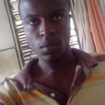 DAVID, 38, Accra, Ghana