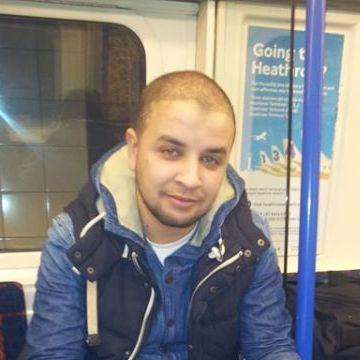 Anas Ghol, 33,