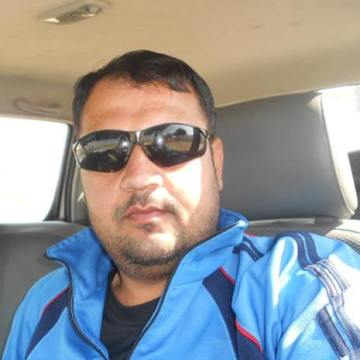 Ameer Sultan, 33, Dubai, United Arab Emirates