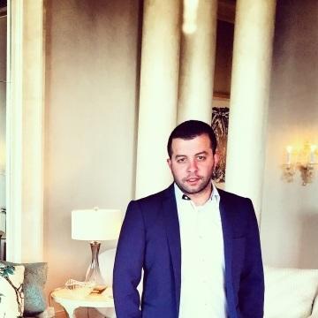 Elie Feghaly, 31, Dubai, United Arab Emirates