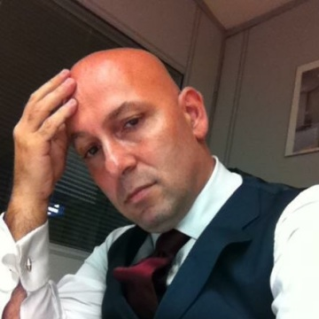 Michele Sacco, 55, Rome, Italy