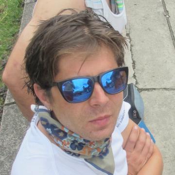 David Pérez, 37, Bogota, Colombia