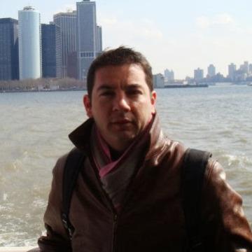 Hakan KIRER, 43, Izmir, Turkey