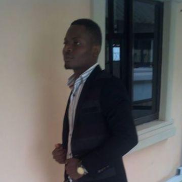 Emmanuel Iboi, 26, Lagos, Nigeria