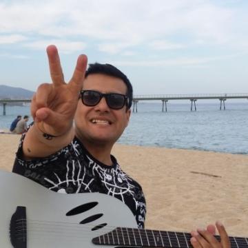 Italo Campoblanco Cabrera, 39, Badalona, Spain