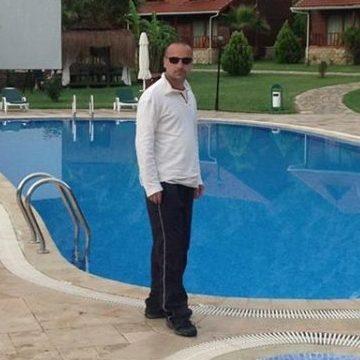TC Tunc Civgin, 32, Istanbul, Turkey