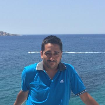 Abel, 36, Mostoles, Spain