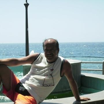 Lucio Galimberti, 62, Milano, Italy