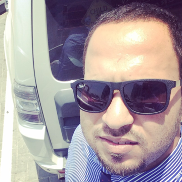 Mahmoud Al Saifi, 29, Dubai, United Arab Emirates