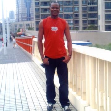 Gibson efosa, 38, Abu Dhabi, United Arab Emirates