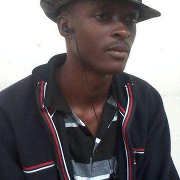 Daniel, 25, Nairobi, Kenya
