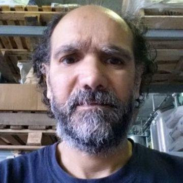 Riccardo Farris, 52, Genova, Italy