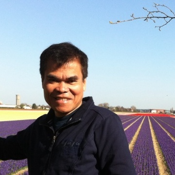 Yan Alfian, 48, Jakarta, Indonesia
