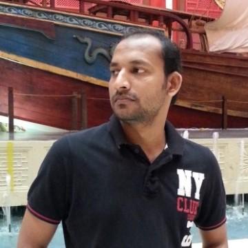 Vinod, 32, Dubai, United Arab Emirates