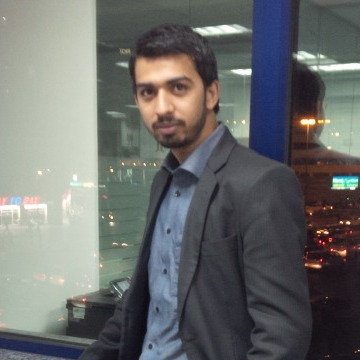 Hussain, 28, Dubai, United Arab Emirates