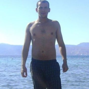 Mahmood Algash, 27, Amman, Jordan