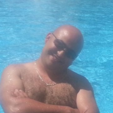 Abdullah Akgül, 30, Antalya, Turkey